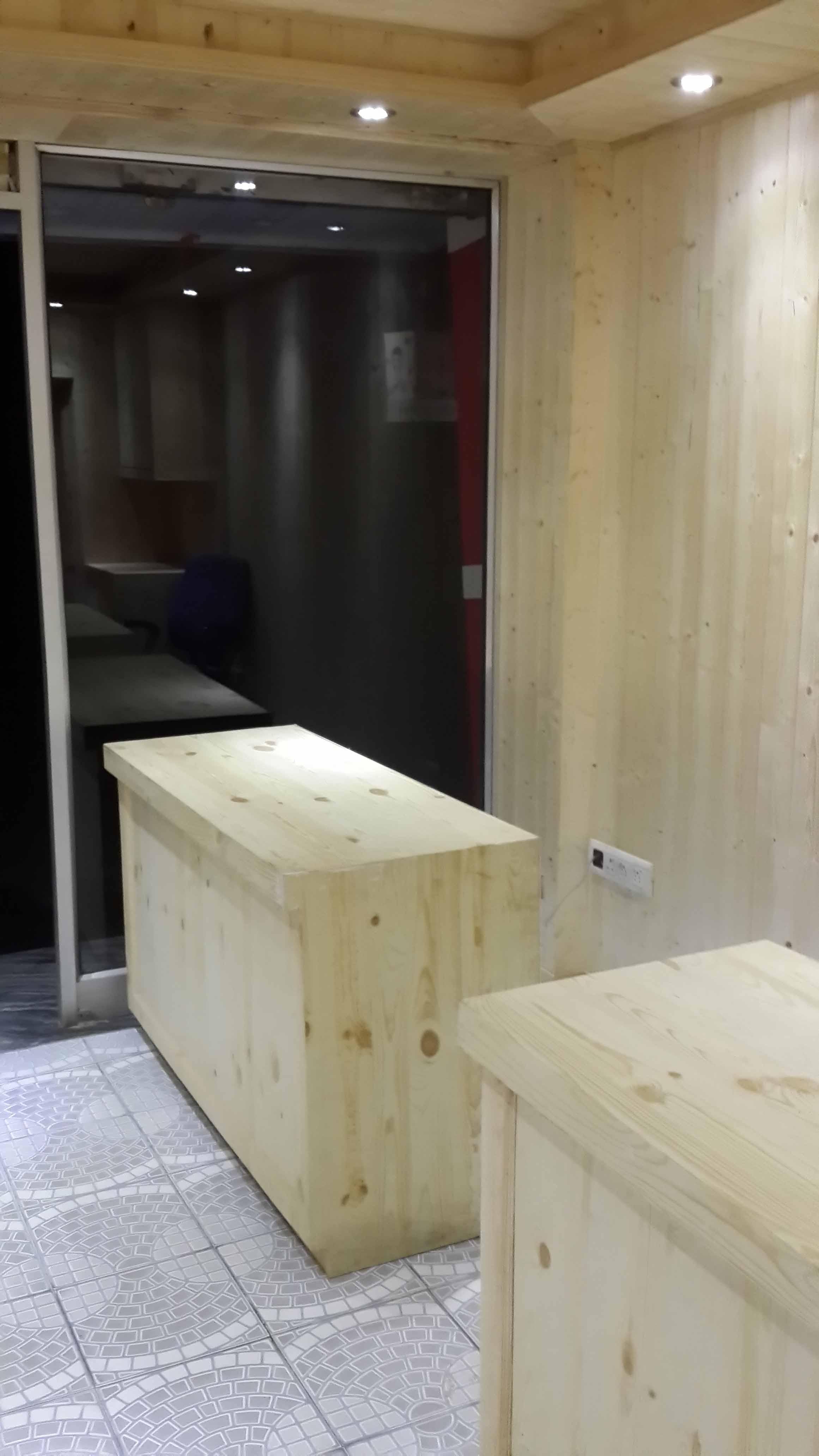 Office Cabin 4